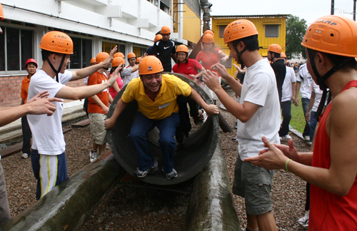 Outdoor Team Building Dynamite Productions Conceptualization Of